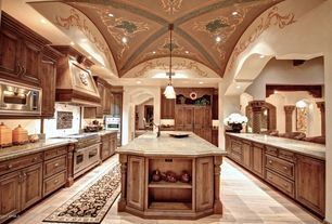 """View this Great Mediterranean Kitchen with Undermount Sink & U-shaped in Paradise Valley, AZ. The home was built in 2013 and is 9550 square feet. Discover & browse thousands of other home design ideas on Zillow Digs."""