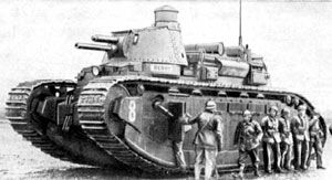 Picture of the FCM Char 2C