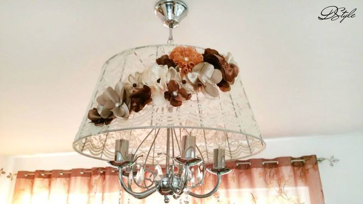 DStyle chandelier