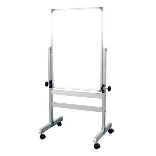Luxor Double Sided Adjustable Magnetic Whiteboard Easel - List price: $162.00 Price: $144.97