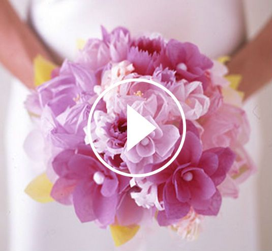 Videos of making paper flowers images flower decoration ideas videos of making paper flowers image collections flower decoration video how to make paper flowers images mightylinksfo