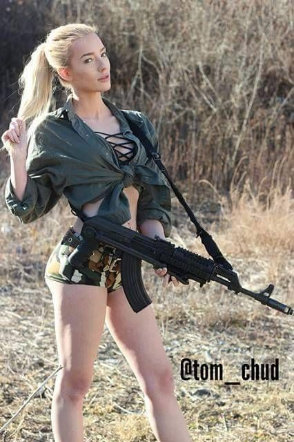 Military girl • Women in the military • Army girl • Women with guns • Armed girls • Tactical Babes #military #militarywomen #militarygirl #armedgirls ...
