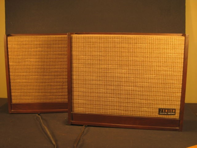 Vintage Mid Century Modern Zenith Mr 102 Stereophonic