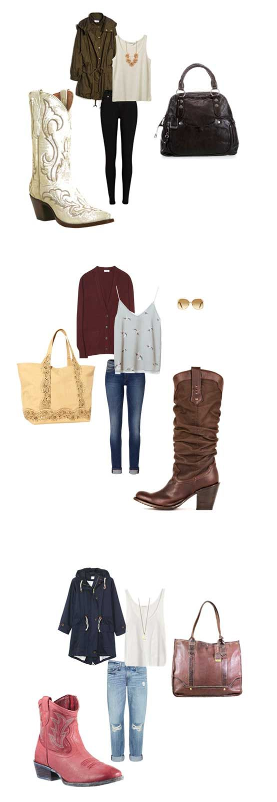 Find your favorite transitional boots & handbags for this fall! | Country Outfitter