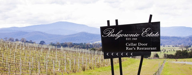 Balgownie Estate welcomes not only guests but also invites locals and people passing through Yarra Glen to come in and indulge in a meal by the fire in Rae's Restaurant - open 7 days a week for breakfast, lunch and dinner