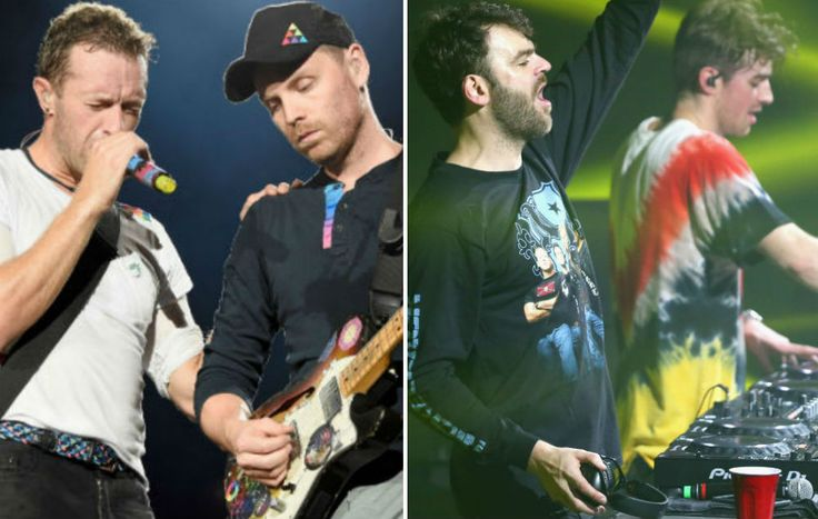 cool New Coldplay single recorded with DJ duo Chainsmokers revealed Check more at https://epeak.info/2017/02/22/new-coldplay-single-recorded-with-dj-duo-chainsmokers-revealed/