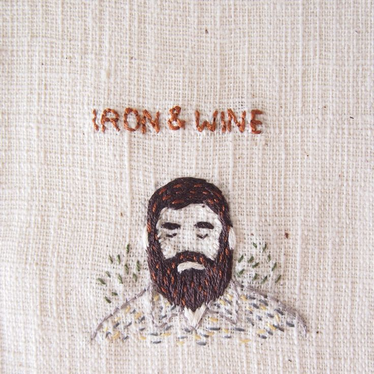 IRON & WINE by Ploysee