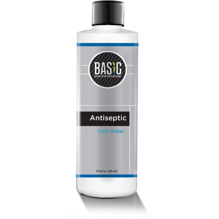 BASIC Antiseptic Cherry | Antiseptic Basic Vodka bottle