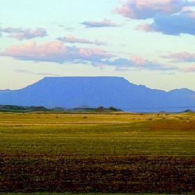 #Gamsberg #mountain #Namibia