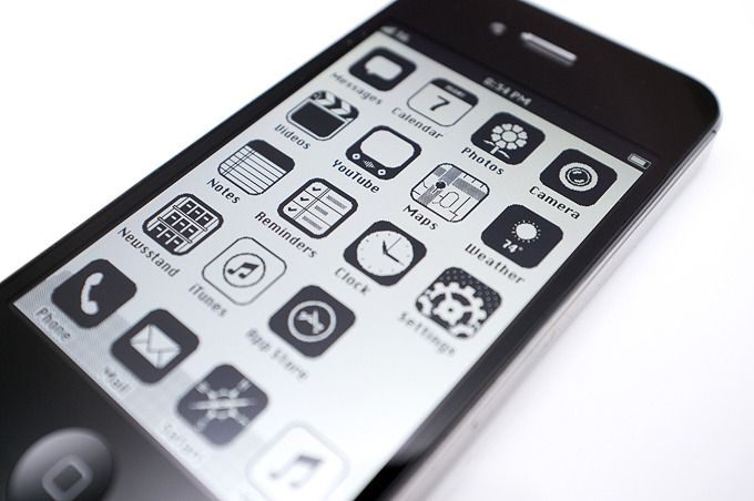 iOS '86 #awesome