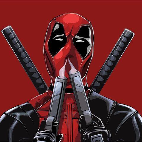 #Deadpool #Fan #Art. (Deadpool) By:Soulinseoul. ÅWESOMENESS!!!™ ÅÅÅ+