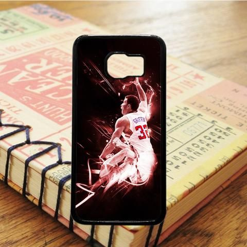 Los Angeles Clippers 32 Blake Griffin Samsung Galaxy S6 Case