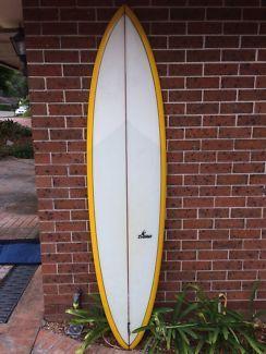 Mctavish Tracker Single Fin Surfboard | Surfing | Gumtree Australia Manly Area - Cromer | 1139802201