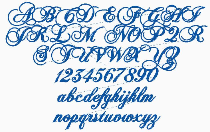 Old English Calligraphy Font | Old English Calligraphy ...