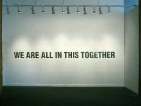 We're All In This Together - Possible theme song for the year to go with Team work theme