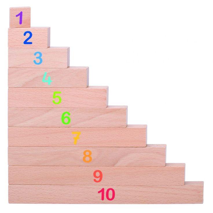 Réglettes de calcul - à partir de 4 ans - SeBio