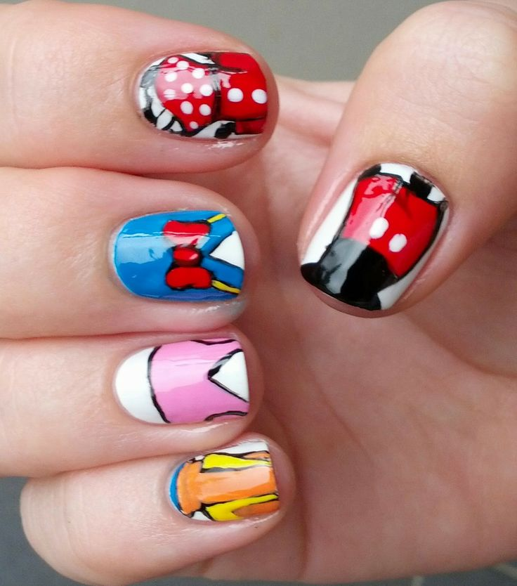 Moana Disney Nails Designs: 1000+ Images About Popular Culture Nail Art On Pinterest