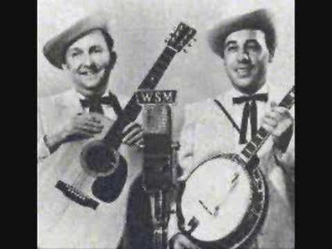 Earl Scruggs and Lester Flatt....Earl Scruggs did today, March 28, 2012 at age 88