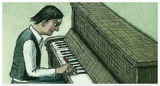PERSONA E COMUNITA'. Franco Matticchio, Il pianista.
