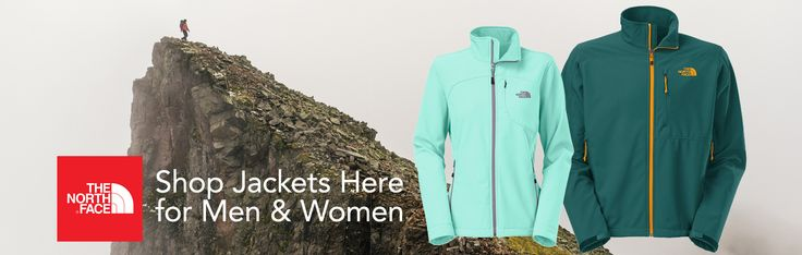 Stay warm this winter with a NorthFace Jacket!! The best gift under the tree! #NFA