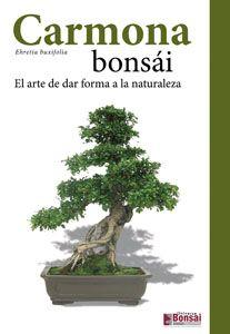 """""""El arte de dar forma a la naturaleza - Carmona bonsái"""" Editorial Jardinpress. Puedes encontrarlo en nuestra sección de Guías: http://www.mistralbonsai.com/esp/pub/index.asp?e=gia"""