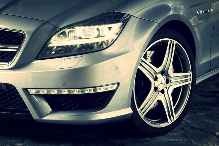 CLS 63 AMG Coupé #DrivingPerformance