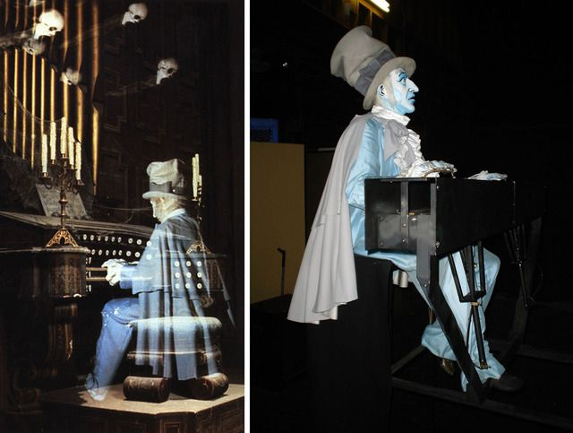 The Haunted Mansion Like You've Never Seen It - Imagineering Disney -