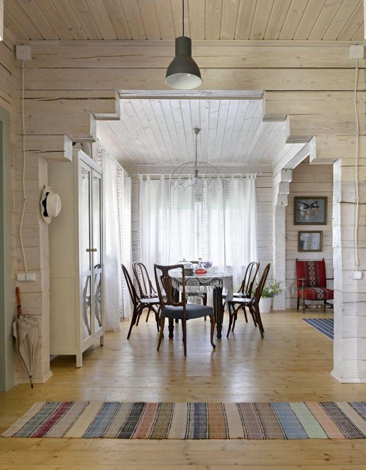 Интерьер дачи на Оке от декоратора Юлии Голавской - Дизайн интерьеров | Идеи вашего дома | Lodgers