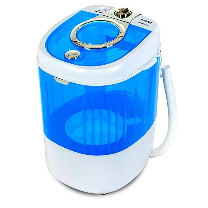 Kuppet Mini Portable Washing Machine For Compact Laundry 7 7lbs