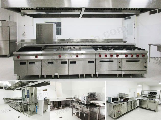 32 best images about commercial kitchen design on for Equipement hotel