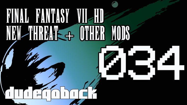 Mt Nibel: Team Meet Powersoul Keeper! | Final Fantasy VII HD - Ep 34