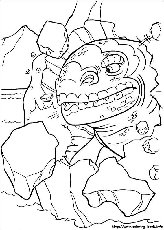 133 best ice age images on Pinterest Ice age Colouring pages
