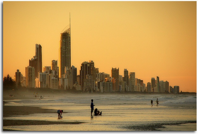 Gold Coast Queensland, Australia by Chad Galloway Photo, via Flickr