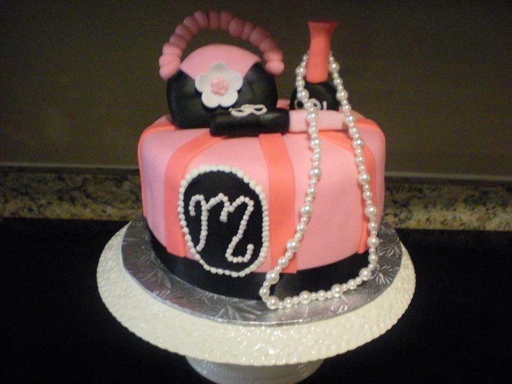 Girlie Girl Cake