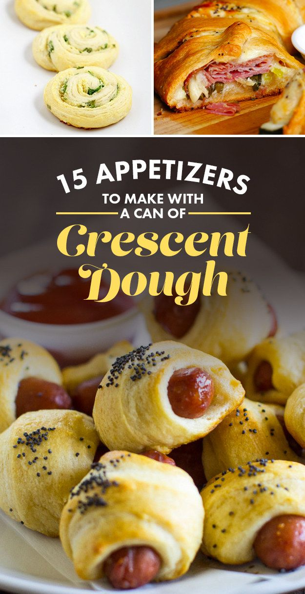 15 Thanksgiving Apps You Can Make With A Can Of Crescent Dough #timbeta #sdv #betaajudabeta