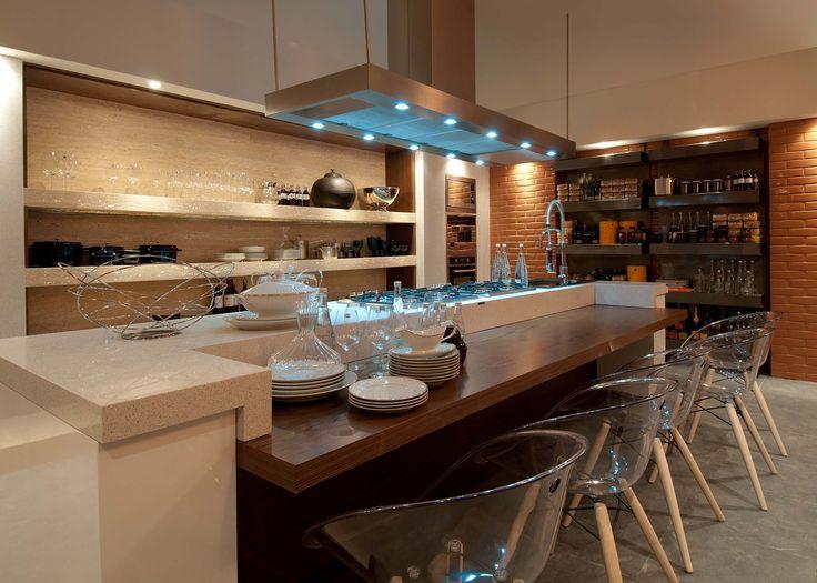 Inspire Se Em Modelos De Cozinha Para Decorar A Sua. Santa CatarinaExterior  DesignEmsFoamKitchen ... Part 50