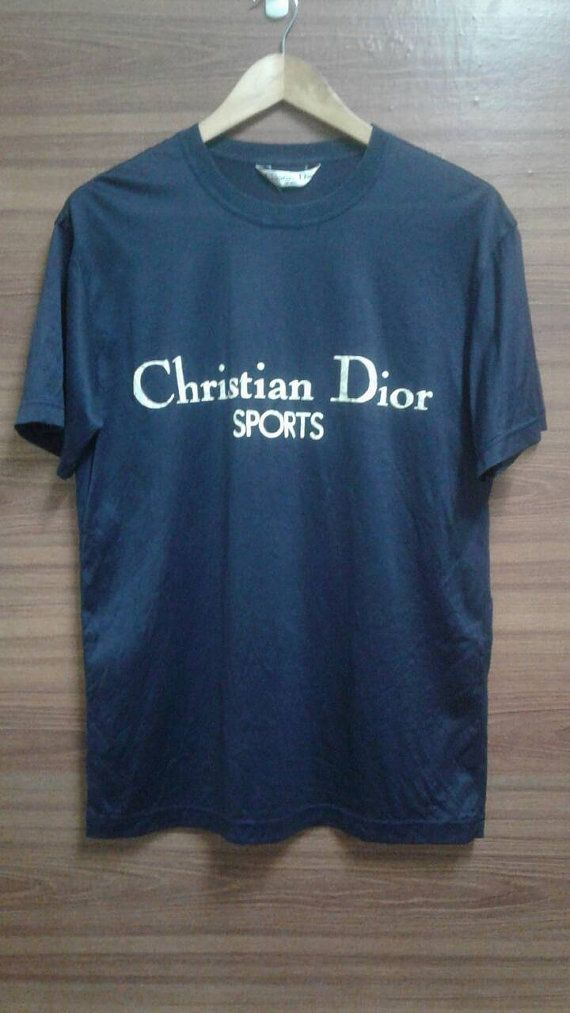Check out this item in my Etsy shop https://www.etsy.com/uk/listing/500827465/vintage-cristian-dior-sports