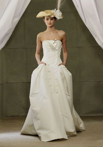 Carolina Herrera Bridal Designs   L'Elite Bridal and Couture Occasion Wear