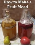 How to make fruit mead