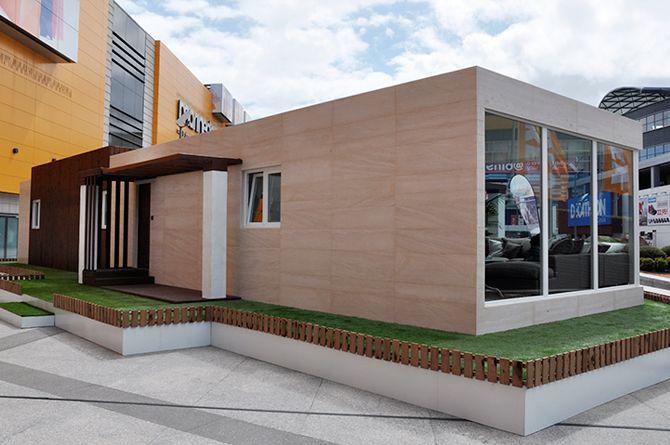 Las 11 mejores im genes sobre arquitectura modular en - Cube casas prefabricadas ...