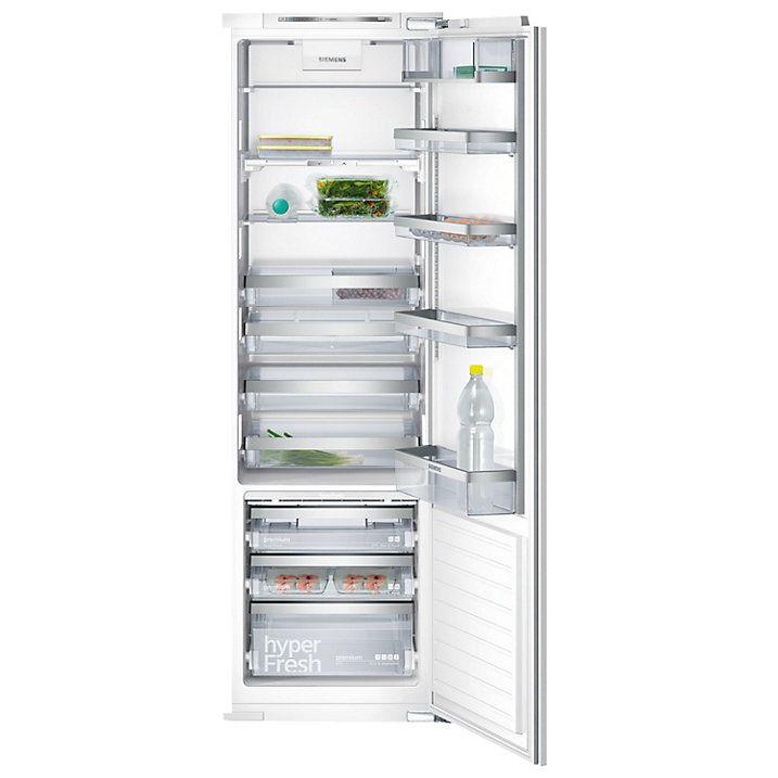Buy Siemens KI42FP60GB Integrated Larder Fridge, A++ Energy Rating, 56cm Wide Online at johnlewis.com