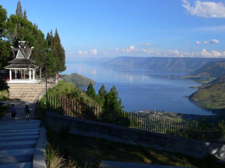Sumatera Utara, Lake Toba View: Wisata Alam Danau Toba