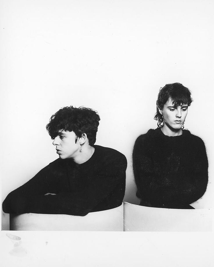 Tears for Fears. What attractive folks they were, and I mean...they've always been TALENTED.