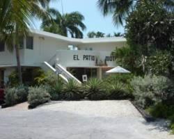 El Patio Motel. Key West 2014