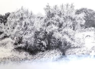 "Saatchi Art Artist Maria Westra; Drawing, ""BIJLMER PARK 1"" #art  https://www.youtube.com/watch?v=ksLWULWKoM4"