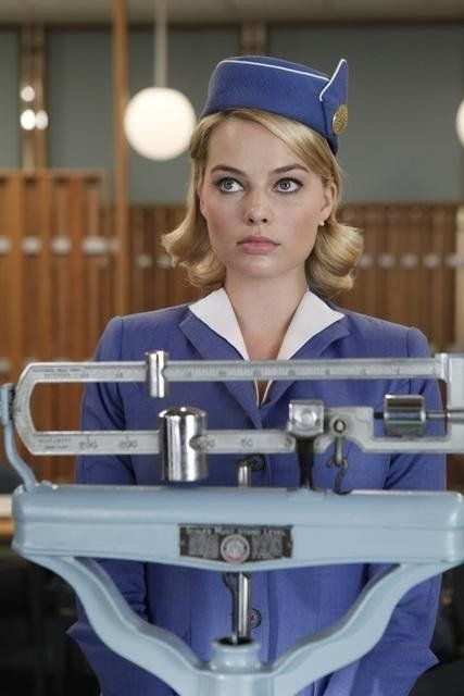 Margot Robbie in Pan Am