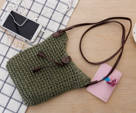 AJMstyle crochet bag