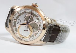 Alexandre christie 6205 original leather brown