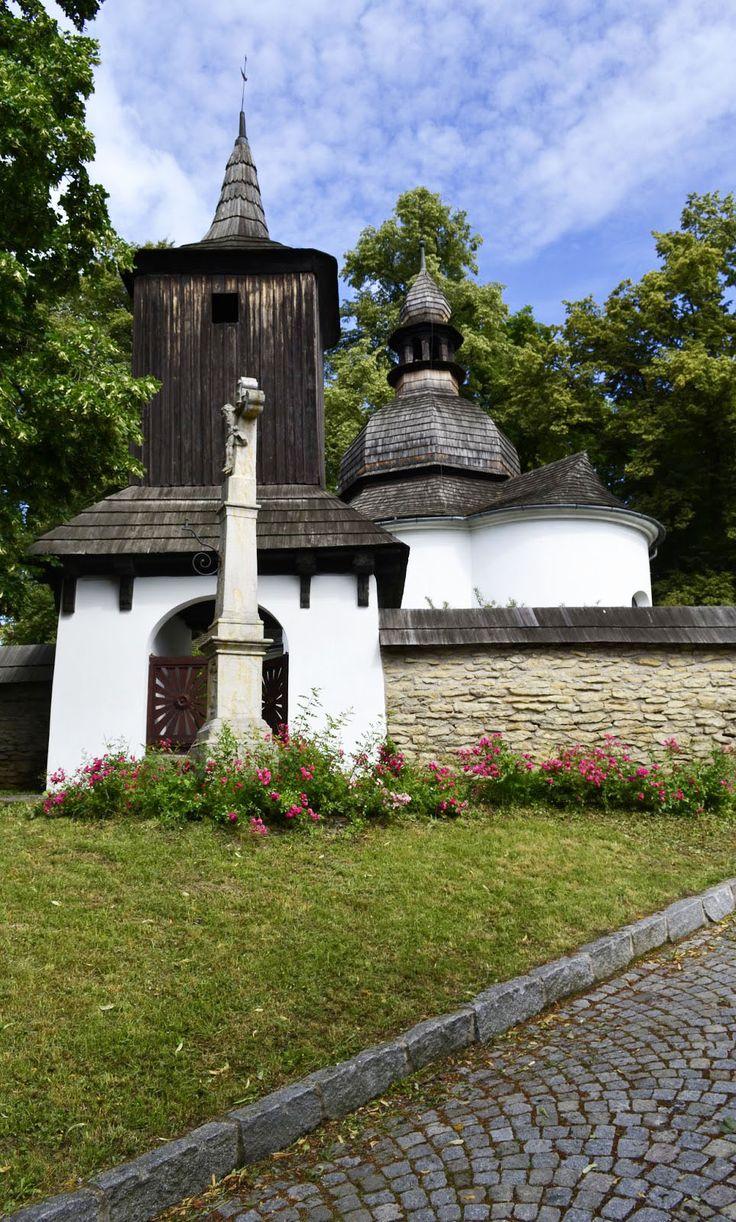 Rotunda of St.Catherine in Česká Třebová (East Bohemia), Czechia