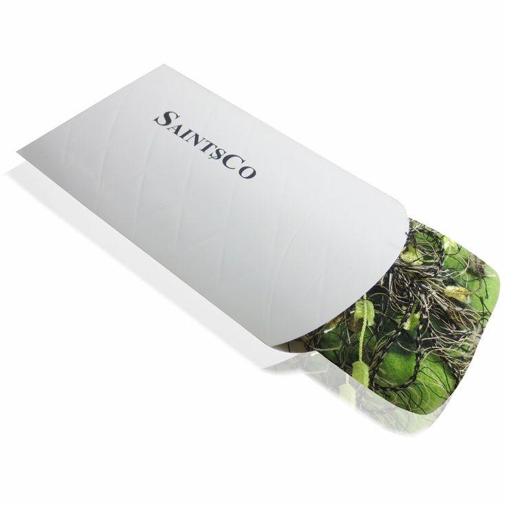 Saintsco Tea Tree Merino Wool Felted Soap